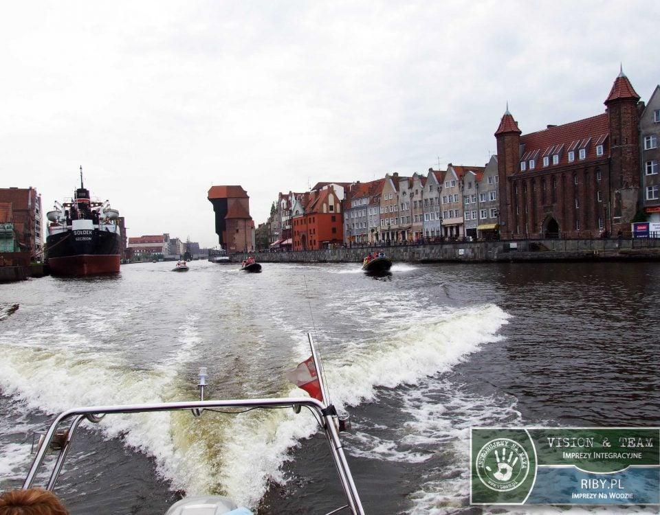 rejsy po Zatoce Gdańskiej