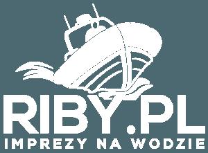 Czarter motorówki logo RIBY.PL