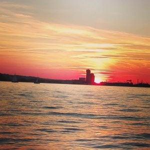 Rejs motorówką Gdynia Sea Tower