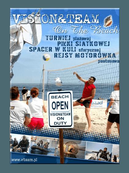 Projekt imprezy plażowej