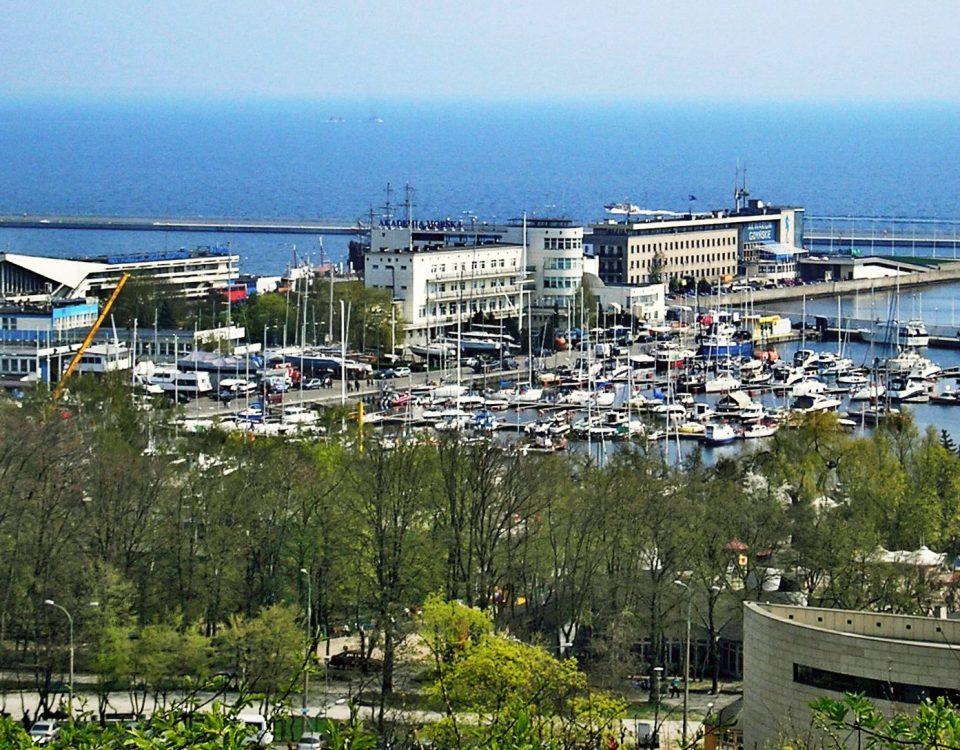 Rejs Gdynia Hel