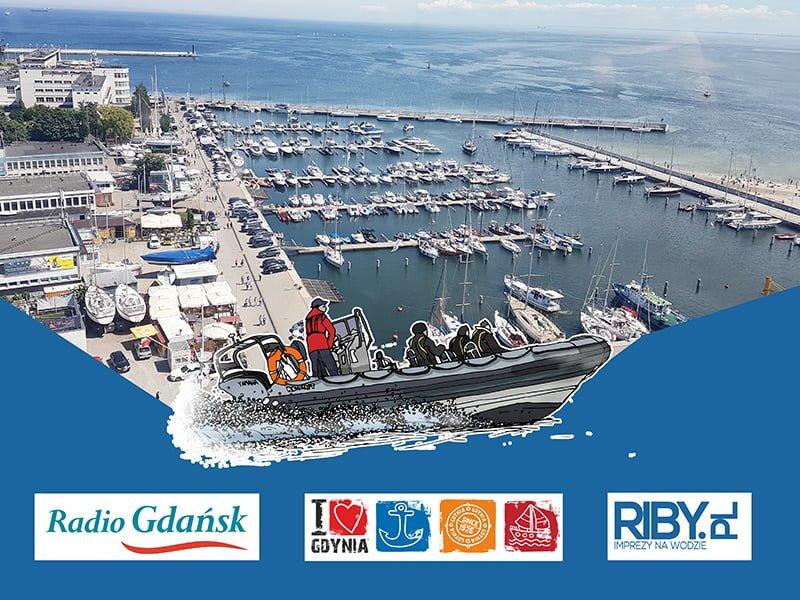 Marina Gdynia motorówki i jachty motorowe